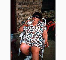 Grandma Drinking A 40 T-Shirt