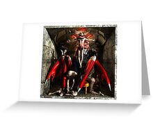 "Ecce Homo 93 ""DELIVER US FROM EVIL"" Greeting Card"