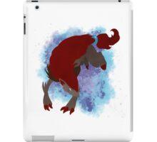 Leaping Zoroark iPad Case/Skin