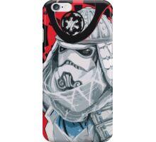 Samurai Trooper iPhone Case/Skin
