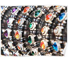 Bracelet Tube Poster