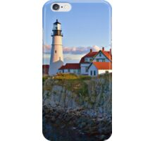 Portland Head Light iPhone Case/Skin
