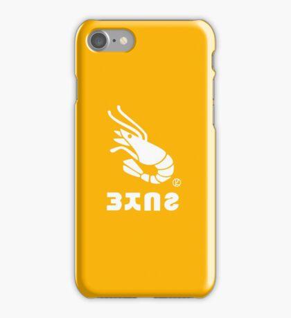 Splatoon - Shrimp Kicks Tee iPhone Case/Skin