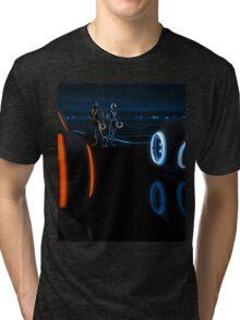 Xbox One Tron  Tri-blend T-Shirt