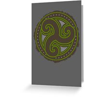 Morthal Seal Greeting Card