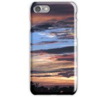 Firey Sky iPhone Case/Skin