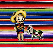 Mexican Kewpie by alxbngala