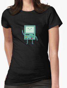Bad Mood BMO Womens Fitted T-Shirt