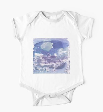 watercolor  One Piece - Short Sleeve