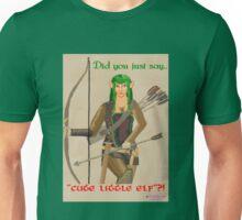 Cute little elf Unisex T-Shirt