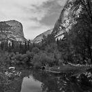 Mirror Lake, Yosemite by ejlinkphoto