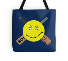 Dazed and Crossbones Tote Bag