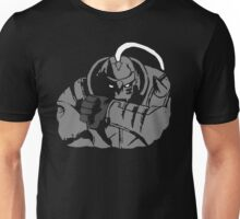 Alphonse Painted Cut up Unisex T-Shirt