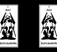 I am DOVAHKIIN by KewlZidane