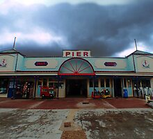 Teignmouth Pier by JLaverty