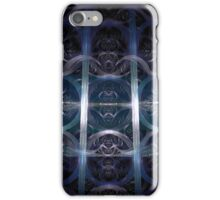 Ice Crystal Fractal iPhone Case/Skin