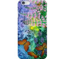 Monarch Haven iPhone Case/Skin