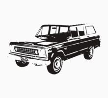 1974 Jeep Wagoneer by garts