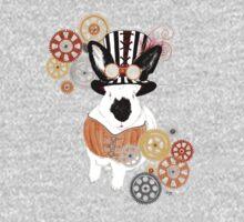 Steampunk'd Bailey One Piece - Short Sleeve