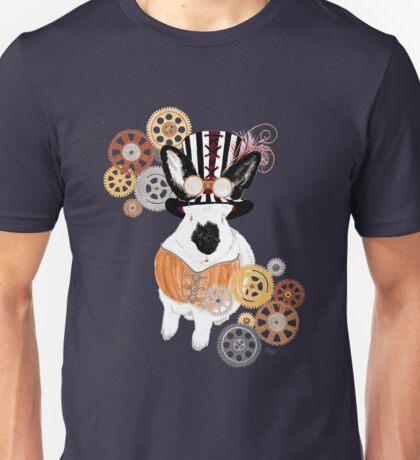 Steampunk'd Bailey Unisex T-Shirt