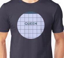 QUEEN Subway Station Unisex T-Shirt