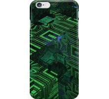 The Sunken Mainframe iPhone Case/Skin