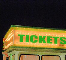 Get Your Tickets - Carnival Night by Margie Avellino