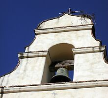 Mission San Juan Bautista - Bell by Cupertino