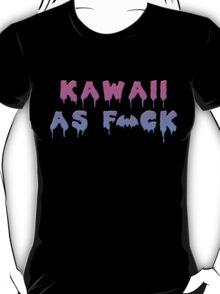 Kawaii AF censored T-Shirt