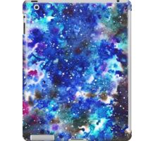watercolor night sky iPad Case/Skin