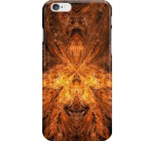 Flames of Pain iPhone Case/Skin