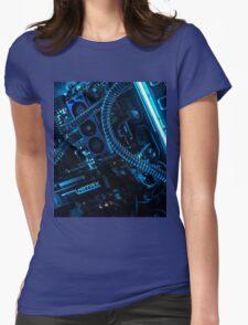 MATRIX Womens Fitted T-Shirt