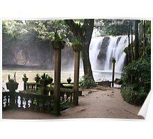 Paronella Park Picnic Area Poster