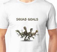 Jurassic World- Squad Goals Unisex T-Shirt