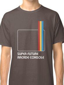 SUPER FUTURE ARCADE CONSOLE Classic T-Shirt