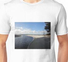 Beautiful Sisters Beach, Northern Tasmania, Australia. Unisex T-Shirt