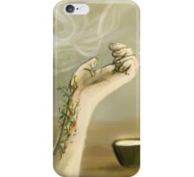 caught something on the mountains iPhone Case/Skin