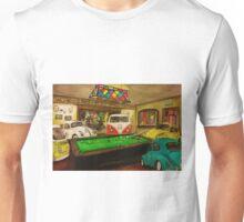 Vdubs Playing Pub Pool Unisex T-Shirt