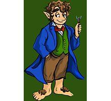 I Am A Baggins of Gallifrey! Photographic Print