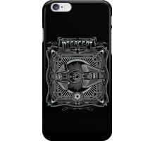 Intercept iPhone Case/Skin