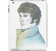 Benedict Cumberbatch [watercolours] iPad Case/Skin