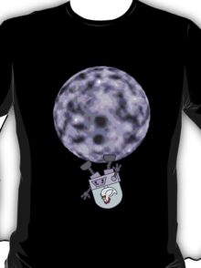Space Chicken Exploration T-Shirt