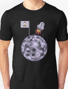 Space Chicken Blasts Off T-Shirt