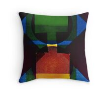 Etude: Homage to Philip Glass Throw Pillow