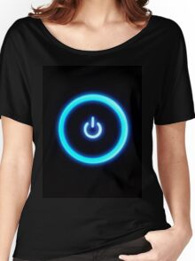 Turn me on  Women's Relaxed Fit T-Shirt