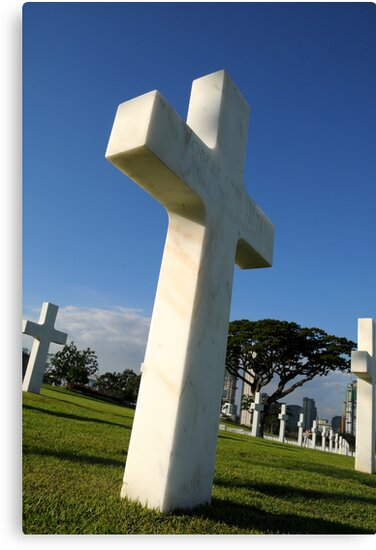Fallen Soldiers in the Pacific WWII by Carl LaCasse