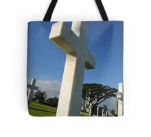 Fallen Soldiers in the Pacific WWII Tote Bag