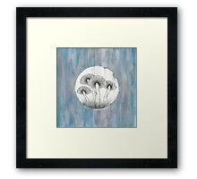 Magic Shrooms Framed Print