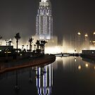The Building and the Fountain by Joseph Najm