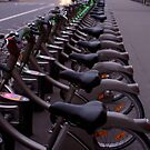 Les Bicyclettes  by Kirstyshots